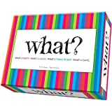 Party Game - What - Original Edition - the Ultimate Laugh Out Loud Board Game