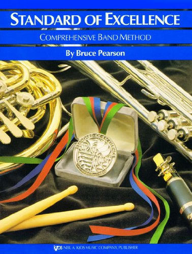 W22PR - Standard of Excellence Book 2 - Drums and Mallet Percussion (Standard of Excellence - Comprehensive Band Method)