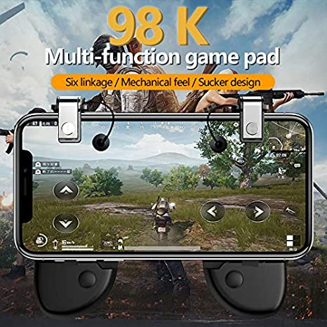 Gamepads Back To Search Resultsconsumer Electronics For Pubg Mobile Game Controller Gamepad Trigger Aim Button L1r1 Shooter Joystick For Iphone Android Phone Game Pad Accesorios