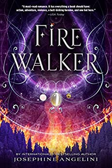 Firewalker (The Worldwalker Trilogy) by [Angelini, Josephine]