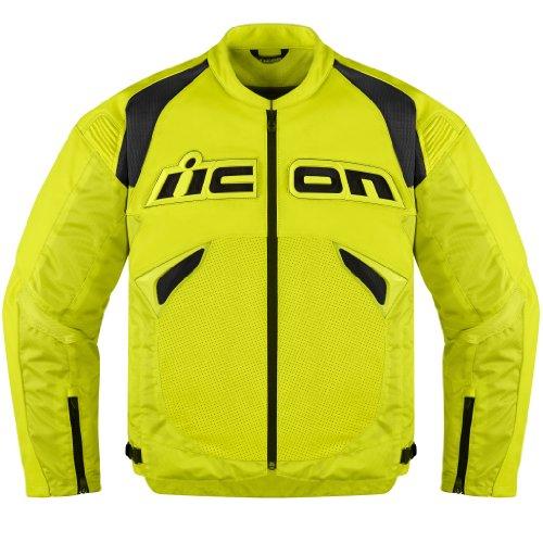 [해외] Icon 아이콘 Sanctuary Jacket 재킷 2014모델 옐로우 XL