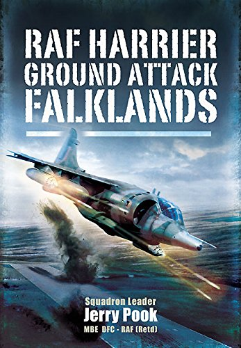 RAF Harrier Ground Attack: Falklands (English Edition) por [Pook, Jerry]