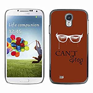 Planetar? ( Cant Stop ) Samsung Galaxy S4 IV (I9500 / I9505 / I9505G) / SGH-i337hard printing protective cover protector sleeve case
