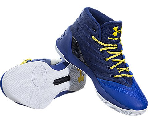 Under Armour Curry 3 (Kids) Blue