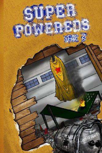 Super Powereds: Year 3 (Volume 3)