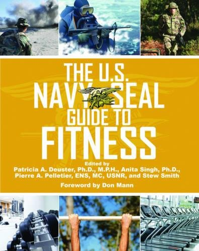 The U.S. Navy SEAL Guide to Fitness pdf epub