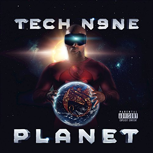 Tech N9ne-Planet-Deluxe Edition-CD-FLAC-2018-FORSAKEN Download