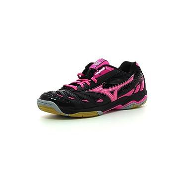 Mizuno Wave Rally 5-zapatillas de deporte para mujer negro Talla:42: Amazon.es: Deportes y aire libre