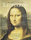 Discovering Leonardo, Paul Crenshaw and Rebecca Tucker, 0789322684