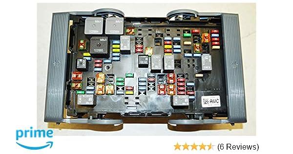 GM OEM Fuse Relay-Junction Block 22798217