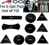 A99 Fix It Nano Pad (Set of 10) Multi Purpose Sticks to Any Flat Surface