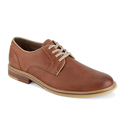 Dockers Mens Martin Leather Dress Casual Oxford Shoe | Oxfords