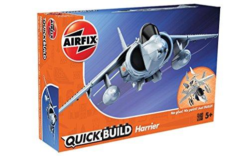 Airfix Quickbuild Harrier Plastic Model Kit