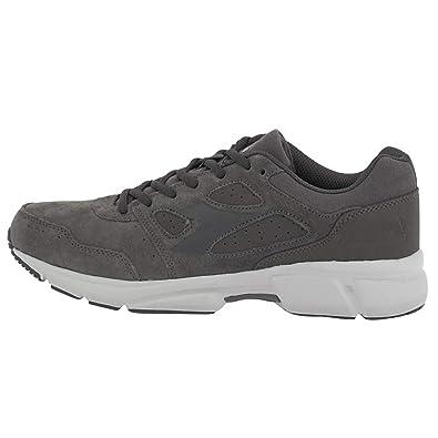 Diadora - Zapatillas de Cuero Nobuck para Hombre: Amazon.es: Zapatos y complementos