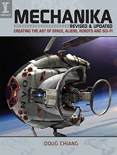 Mechanika, Revised and Updated: Creating the Art of Space, Aliens, Robots and (Robot Science Fiction)