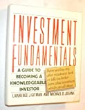 Investment Fundamentals, Lawrence J. Gitman and Michael D. Joehnk, 0060158611