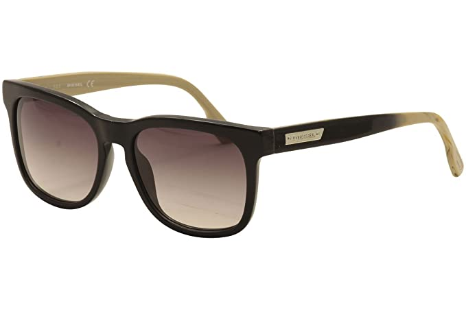 Gafas de sol Diesel DL0151 C55 01A (shiny black / smoke ...