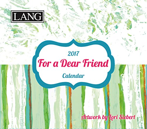 Lang 2017 365 Daily Thoughts For A Dear Friend, 3.25 x 3 inches (17991015502) (Christmas Thoughts Inspirational)