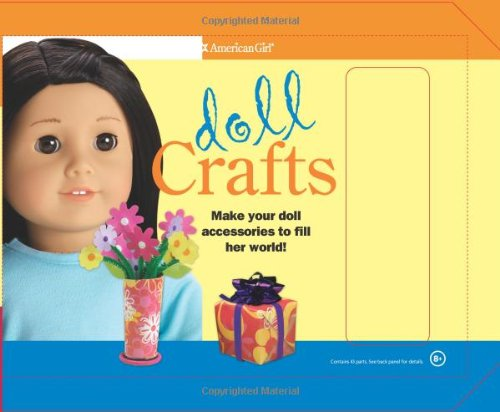 Doll Crafts American Girl American Girl Editors 9781593693466