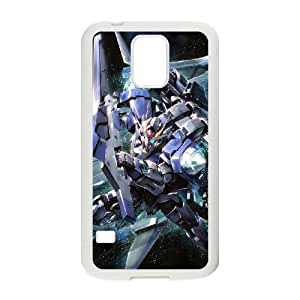 Gundam Samsung Galaxy S5 Cell Phone Case White Custom Made pp7gy_3364770