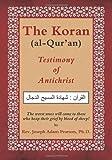 The Koran (al-Qur'an), Joseph Adam Pearson, 0985772832