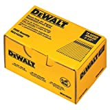 DEWALT DCA16250 2-1/2-Inch by 16 Gauge 20-Degree Finish Nail (2,500 per Box)