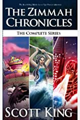 The Zimmah Chronicles: The Complete Series