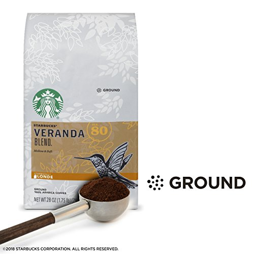 Buy ground coffee in supermarkets
