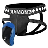 Diamond MMA 4 Strap Jock and Cup