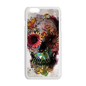 Happy ali gulec skull Phone Case for Iphone 6 Plus