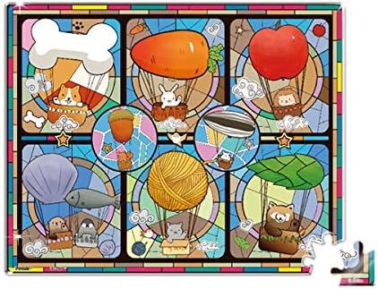 Pintoo HH1005 - Globos de colores brillantes - 80 piezas de plástico SG Puzzle: Amazon.es: Juguetes y juegos
