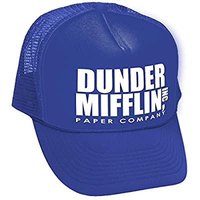 The Goozler Dunder Mifflin Paper Company - Office Show - Adult Trucker Cap Hat