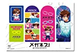 Meganebu! Clear Bookmark Set A