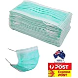 Disposable Surgical Face Mask Medical Grade 98% B.F.E Air Dust Pollution [50 Pieces]