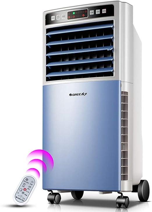 Ventilador en movimiento Aire acondicionado ventilador doméstico ...