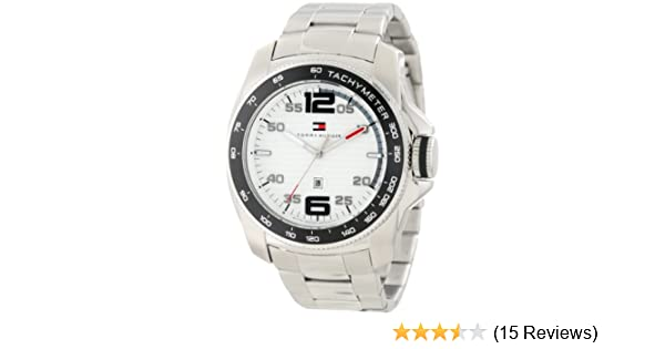 Amazon.com: Tommy Hilfiger 1790856 Sport Stainless Steel Bracelet Watch: Tommy Hilfiger: Watches
