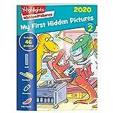 Highlights My First Hidden Pictures 2020 4-Book Set