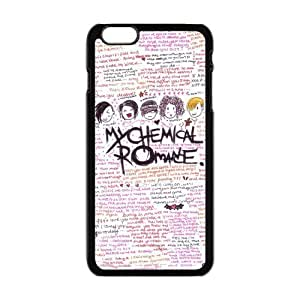Customize TPU Gel Skin Case Cover for iphone 6+, iphone 6 plus Cover (5.5 inch), My Chemical Romance