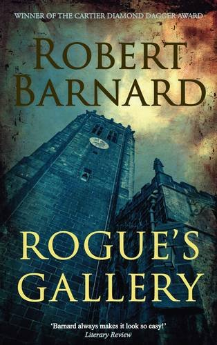 book cover of Rogue\'s Gallery
