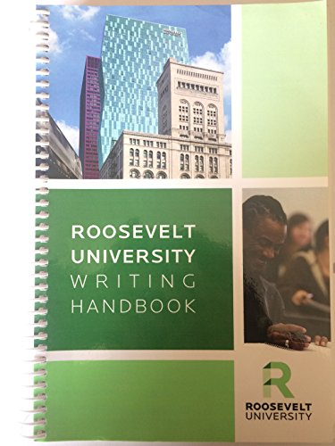 Roosevelt University Writing Handbook