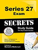 Series 27 Exam Secrets Study Guide: Series 27 Test Review for the Financial and Operations Principal Qualification Examination