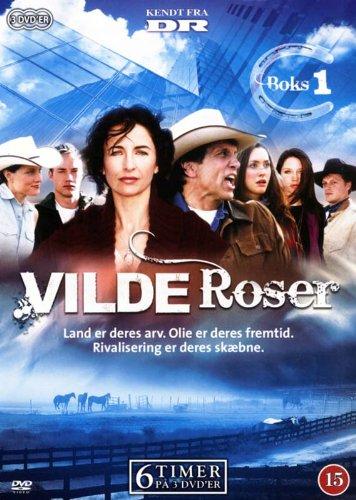 Wild Roses: Season One [Region 2] (Wild Canada Dvd)