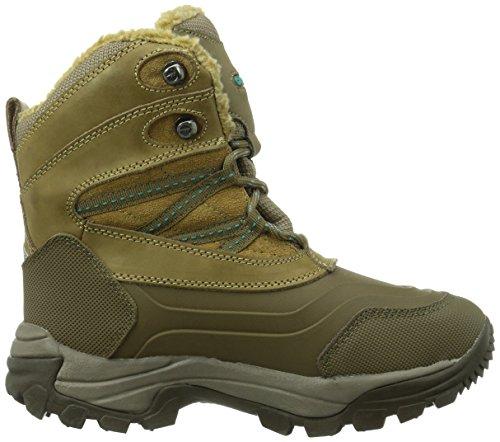 Hi-Tec Snow Peak 200 Wp W' - Botas para mujer, color marrón (taupe/mint 041), talla 36