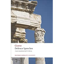 Defence Speeches (Oxford World's Classics)