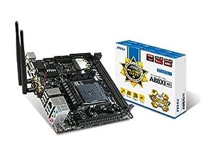MSI Computer Corp. Mini ITX DDR3 2133 Motherboards A88XI AC