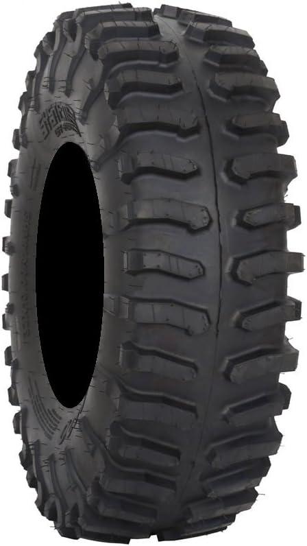 4x156 Bolt Pattern 12mmx1.5 Lug Kit System 3 SB-5 Grey 15 Wheels 33 XT300 Tires Bundle 9 Items
