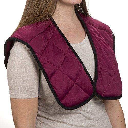 Trademark Global Bluestone Hot & Cold Shoulder Wrap