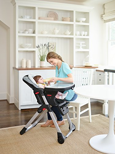 Graco DuoDiner 3-in-1 Convertible High Chair, Teigen by Graco (Image #4)