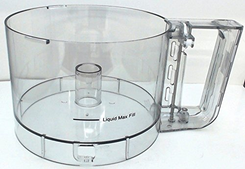 Cuisinart DLC-2007WBN-1 Work Bowl with Clear Handle (Bowl 1)