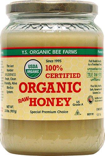 ys organic raw honey - 8